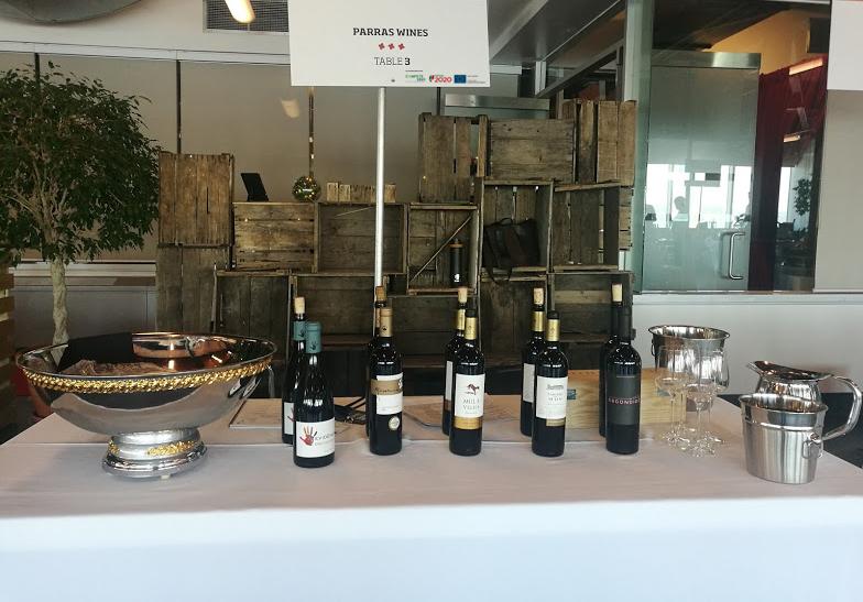 Parras Wines em Montreal e Quebec
